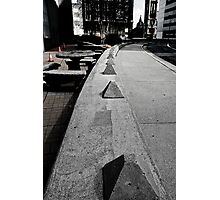 Curvature Photographic Print