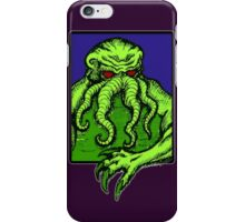 Cthulhu portrait iPhone Case/Skin