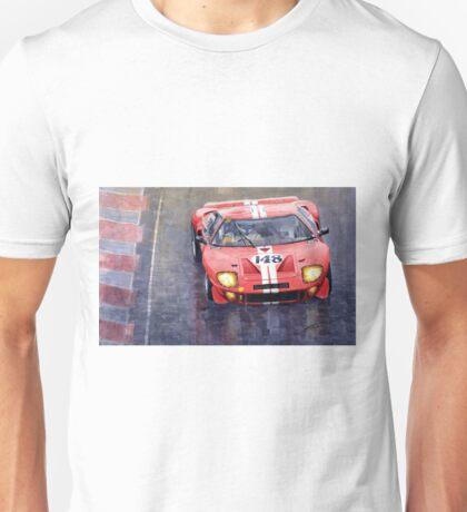 Ford GT 40 24 Le Mans  Unisex T-Shirt