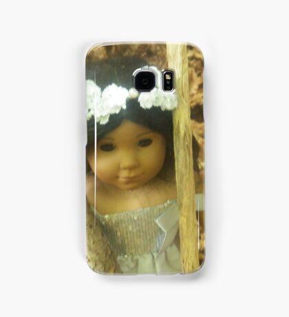 Forest Queen #1 Samsung Galaxy Case/Skin