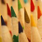 Pencil Soldiers by Panteli Pyromallis