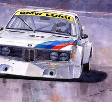 BMW 3,0 CSL 1972-1975 by Yuriy Shevchuk