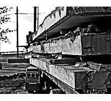 Slabs Photographic Print