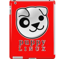 puppy LINUX iPad Case/Skin