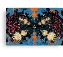 Clandestine Orbit Canvas Print