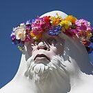 Bigfoot Visits Hawaii by CarolM