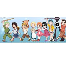 One piece children Photographic Print