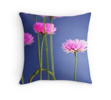 reformed daisy Throw Pillow