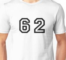 Sixty Two Unisex T-Shirt