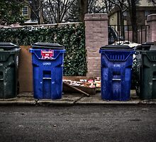 Trash Day by Eric Scott Birdwhistell