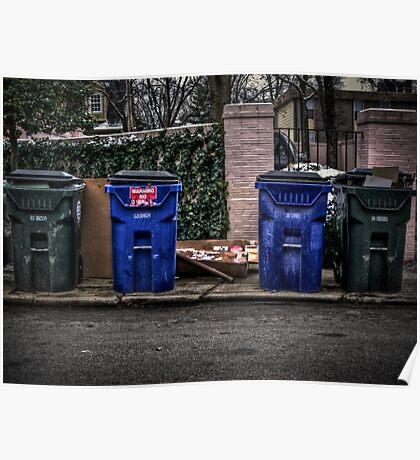 Trash Day Poster