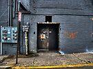 Back Door by Eric Scott Birdwhistell