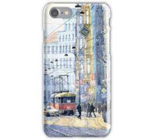 Prague Vodickova str  iPhone Case/Skin