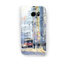 Prague Vodickova str  Samsung Galaxy Case/Skin