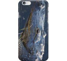 Alligator Head iPhone Case/Skin