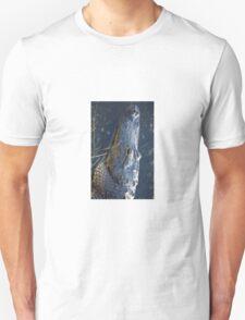 Alligator Head Unisex T-Shirt