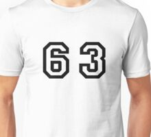 Sixty Three Unisex T-Shirt