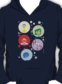 Inside Out characters T-Shirt