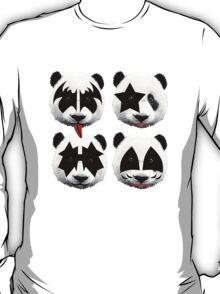 panda kiss  T-Shirt