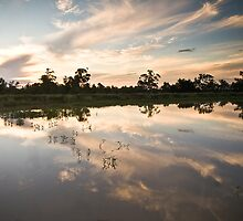 Lagoon Reflections by gamaree L