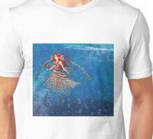 Lionfish Mermaid Unisex T-Shirt