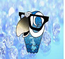 Diamond Celebration NerdBird  by NerdPoppins