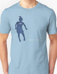 Jump. Because you can. Unisex T-Shirt