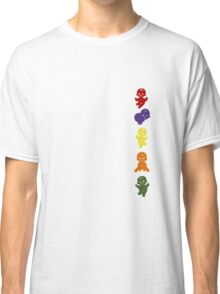 Jelly babies go vertical Classic T-Shirt