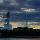 Point Lonsdale Lighthouse by Ian Creek