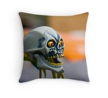 Achmed Throw Pillow
