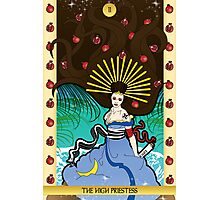 ii The High Priestess Photographic Print