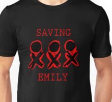 Saving Emily - Official Merch! Unisex T-Shirt