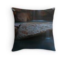 Dream Waterfall Throw Pillow