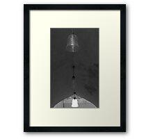 lux trio Framed Print