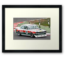 Ford Escort 2000 Framed Print