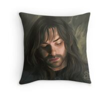 The youngest prince Throw Pillow