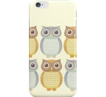 Owl Collection iPhone Case/Skin