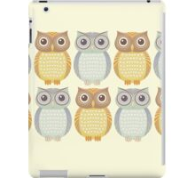 Owl Collection iPad Case/Skin