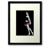 Harlie 2 Framed Print
