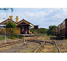Bellarine  Station. Photographic Print