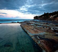 Dee Why Rockpool Syney NSW by MiImages