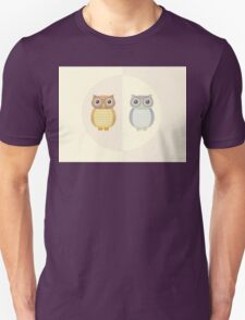 Two Owls T-Shirt