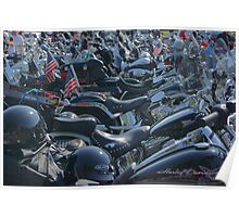 Bikes! Poster