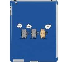 Be Yourself iPad Case/Skin