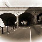 Viaduct - Leeds by Glen Allen