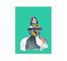 Princess of Romania Art Print