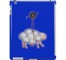 Button Sheep - Flashy iPad Case/Skin