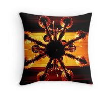 Altered perspective Throw Pillow