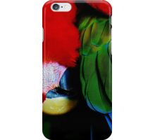 Parrot #2 iPhone Case/Skin