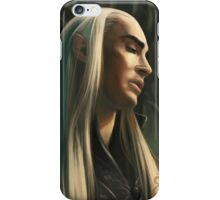The Last Sindarin Prince iPhone Case/Skin
